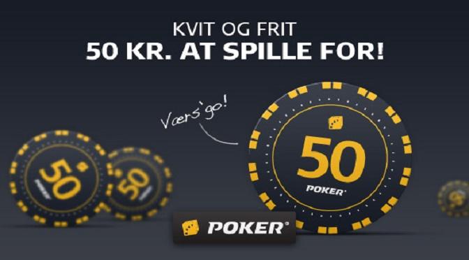 danske spil bonuskode poker Kalundborg